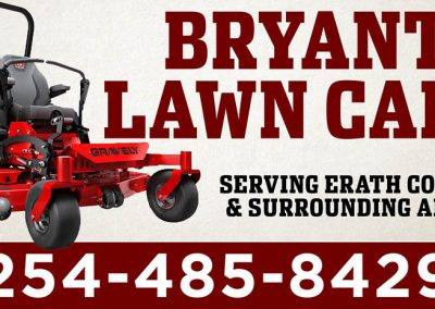 Bryant Lawn Care