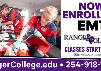 Ranger EMT